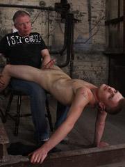 DARk 186 - Leo Foxx, Sebastian Kane, Ashton Bradley - Boy Napped #4