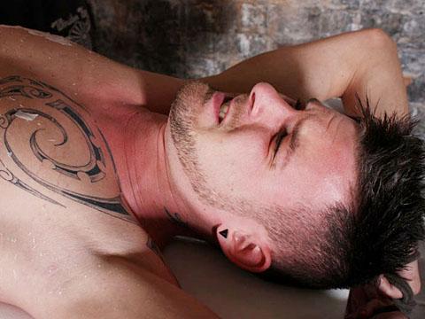 Adam Watson gay bdsm video from Boy Napped